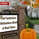 Orlinda Senior Center Bottomless Bowl of Beef Stew Fall Fundraiser Sat. Nov. 9