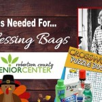"Donations Needed For ""Blessing Bags"" For Elderly shut-Ins"