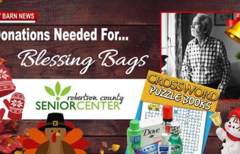 "Donations Needed For ""Blessing Bags"" For Elderly shut-Ins"
