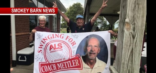 Coach Mettler Honored At Golf Charity, $25K Raised For ALS Research