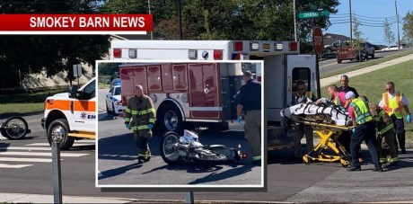 SPRINGFIELD: Motorcyclist Injured In Hit & Run Crash