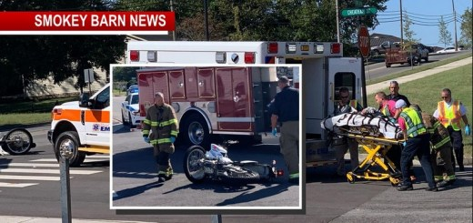 SPRINGFIELD: Motorcyclist Injured In Hit & Run Crash