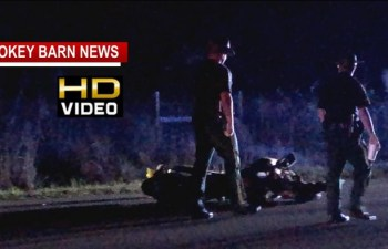 Motorcycle Crash Near Springfield Injures One