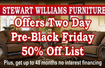 HUGE Sale, Giveaway Contest & More @ Stewart Williams