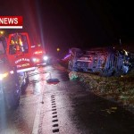 Driver Seriously Injured In Hwy 25 Rollover Crash