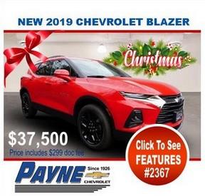 Payne Blazer 2367 288px