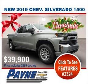 Payne Silverado 2324 288px