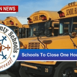 RC Schools To Close One Hour Early Monday 12/16/19