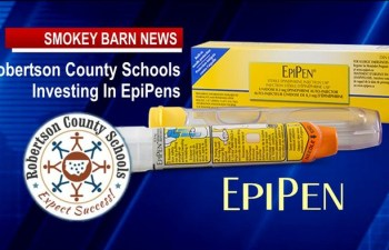 EpiPens Coming To Every Robertson County School