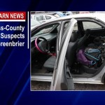 Cross-County Vehicle Burglary Suspects Captured In Greenbrier