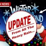 Flooding Changes Winter Wonderland Of Lights Schedule