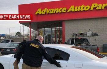 Springfield's Advance Auto Parts Robbed At Gunpoint