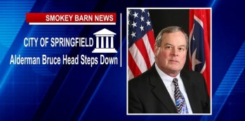 Springfield Alderman Bruce Head Steps Down