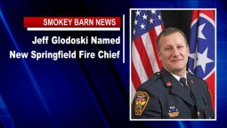 Jeff Glodoski Named New Springfield Fire Chief