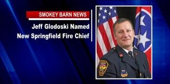 Jeff Glodoski Named New Springfield Fire Chief
