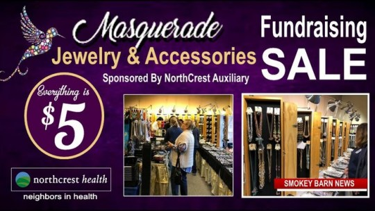 NorthCrest Hosts Jewelry & Accessories Fundraising Sale - All $5