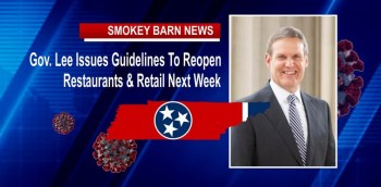 Gov. Lee Issues Guidelines To Reopen Restaurants & Retail Next Week