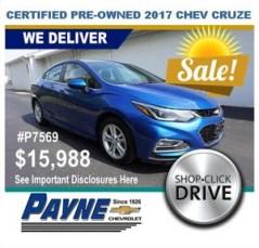 Payne Cruze P7569 300px