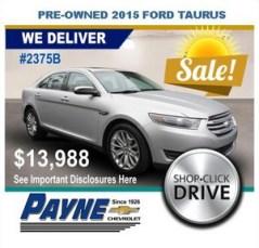 Payne Taurus 2375B 300px