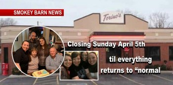 Torino's Steakhouse In Springfield Closing Amid COVID-19 Outbreak