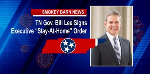 "Governor Lee To Sign ""Stay-At-Home"" Order"