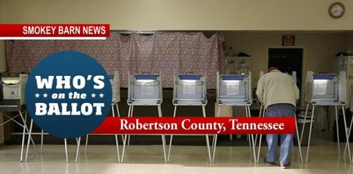 Who's On The August Ballot - State Primary, County General, City Of Greenbrier