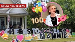 Celebrating A 100th Birthday During A Pandemic