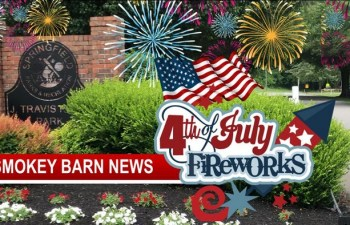 "Springfield 4th Of July Fireworks ""A Go"" But Park To Close"
