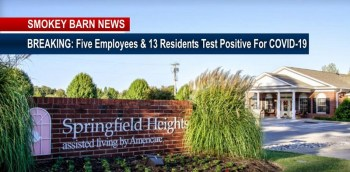 13 Residents, 5 Staff Test Positive For COVID-19 At Springfield Assisted Living Facility