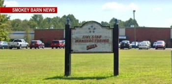 Five Star Mfg. Temporarily Closes For Deep Cleaning After Employee Tests Positive For COVID-19