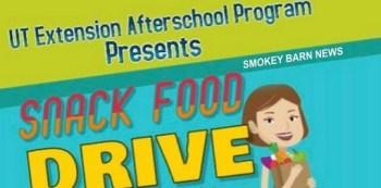 Snack Item Donations Needed For UT After School Program