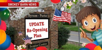 Orlinda: Byrum Porter Senior Center Re-Opening Plan…