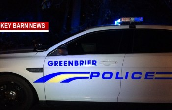 Body Found Near Railroad Tracks In Greenbrier