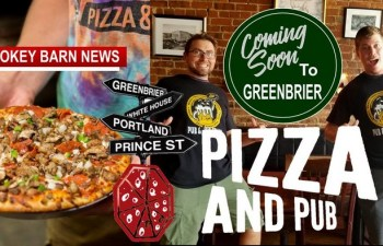 It's Official, Pizza & Pub Coming To Greenbrier