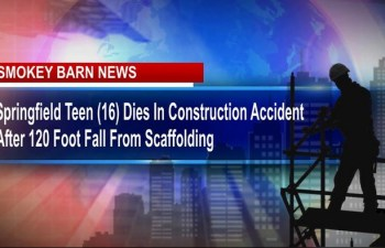 Springfield Teen (16) Dies In Construction Accident After 120 Foot Fall From Scaffolding