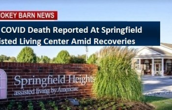 5th COVID Death Reported At Springfield Assisted Living Center Amid Recoveries