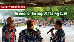 Greenbrier Turning Of The Pig PHOTOS, Parade & BBQ Sale Set For Saturday