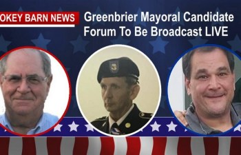 LIVE TONIGHT Greenbrier Mayoral Candidate Forum