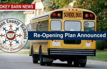 Robertson County Schools Announce Re-Opening Plan