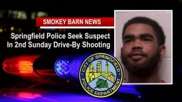 Springfield Police Seek Suspect In 2nd Sunday Drive-by Shooting