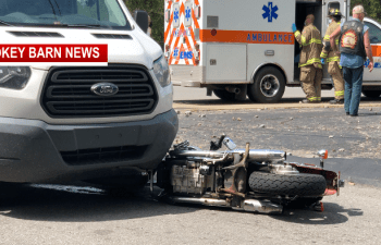 Motorcyclist Injured In Head-On Crash In Springfield