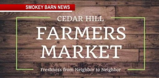 First Cedar Hill Farmers Market 2021 Expects many Vendors