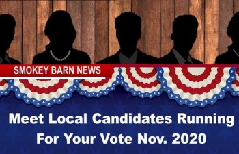 Meet Local Candidates Running For Your Vote Nov. 2020