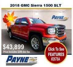 Payne 2018 GMC Sierra 2678A