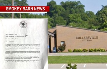 Millersville Officer Fired Over Social Media Posts