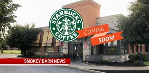 Springfield Gets 2nd Starbucks At Old Applebee's Building