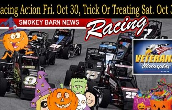 Fri./Sat. USAC Midgets Race & Trunk Or Treat Info