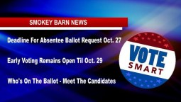 Why Some Absentee Voters May Have To Vote In Person