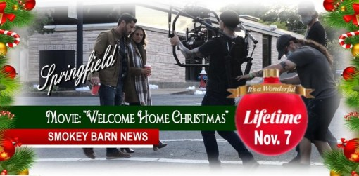 Christmas Movie Filmed In Springfield Premieres Nov 7 (Trailer-Interview-Raw Scene)