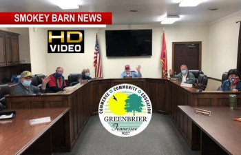 VIDEO: Greenbrier Planning/Zoning Commission Meeting January 12, 2021